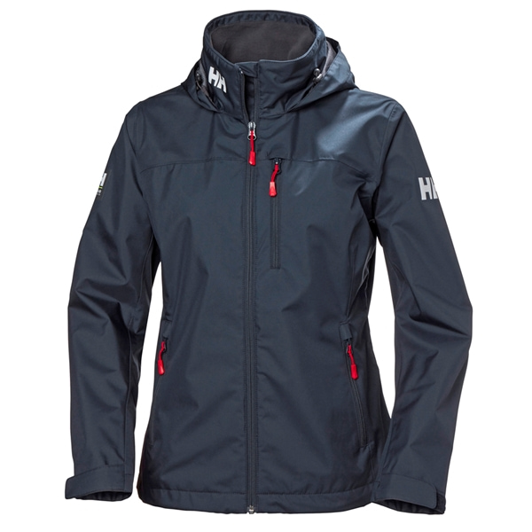 Helly Hansen W Crew Hooded Jacket