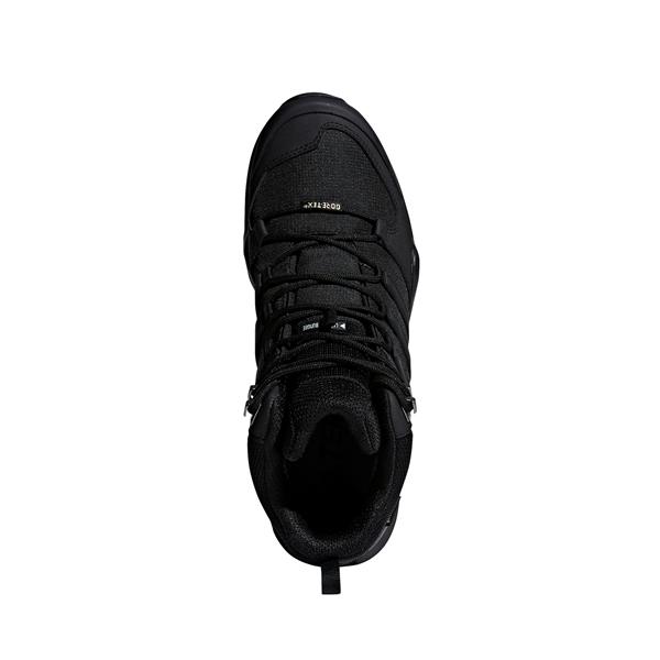 adidas Performance TERREX SWIFT R2 MID GTX GORETEX HIKING SHOES - Fjellsko - core black